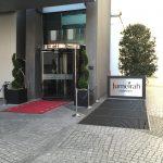 Jumeirah Frankfurt Hotel Entrance