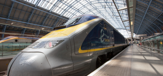 Refurbished e300 Eurostar