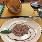 Risotto with Barolo Wine