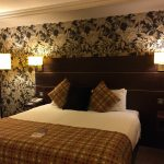 Mercure Edinburgh City Princes Street Hotel Classic Room With Castle View
