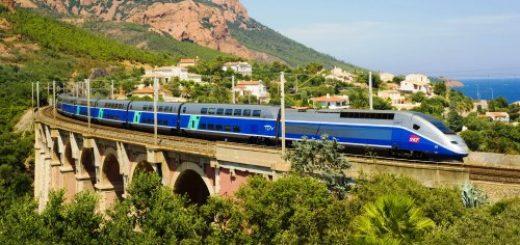 TGV France to Spain