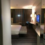 Pullman Hotel London St Pancras The Room