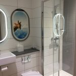 IBIS Styles London Heathrow The Bathroom