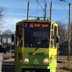 Tram 2 to Tallinn Station