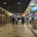 Riga Station Shopping