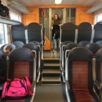 Estonian Train Second Class