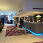 Crowne Plaza Docklands Reception