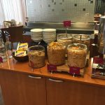 Crowne Plaza Docklands Breakfast Cereals