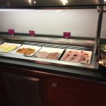 Crowne Plaza Docklands Breakfast Cold Cuts and Cheese
