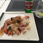 IBIS Styles Wroclaw Dinner Entree
