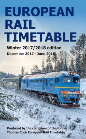 European Rail Timetable Winter 17/18