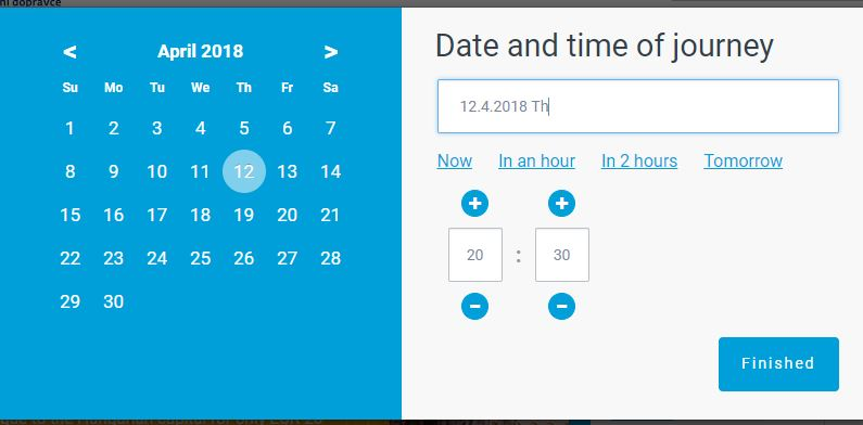 Czech Railways Calendar