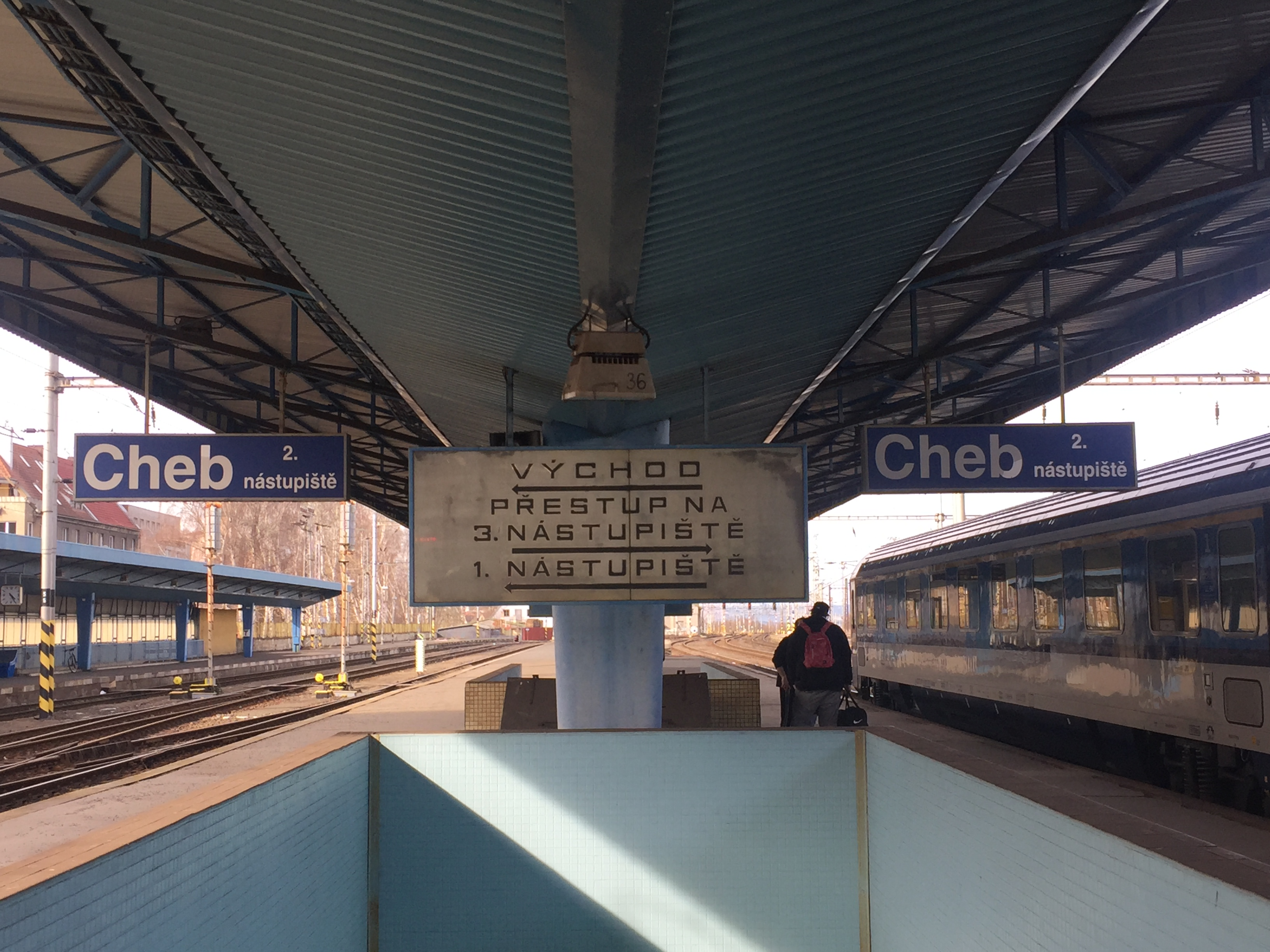 Cheb Station