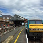 Arriva Trains Wales at Holyhead