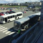 Stena Buses to the Ship
