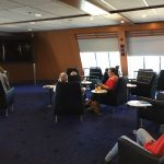 Stena Plus Quiet Area