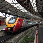 Virgin Trains Holyhead