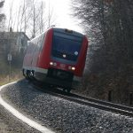 Deutsche Bahn Tilting Train