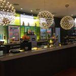 Eurostar Lounge
