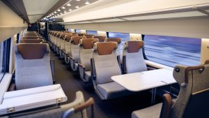SJ X2000 First Class