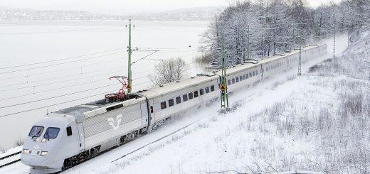 SJ Swedish Railways X2000