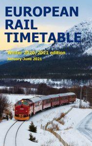 European Rail Timetable Discount Offer