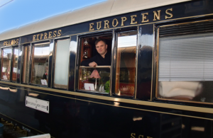 On Board the Orient Express