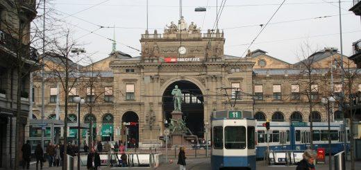 Zurich Main Station