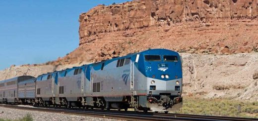 Amtrak South West Chief