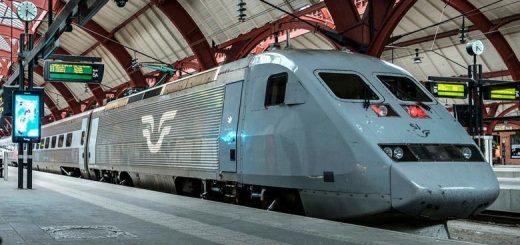 SJ X200 Train